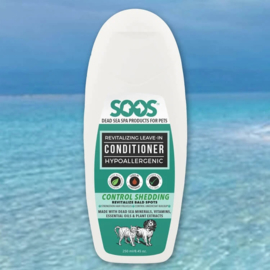 Soos Pets Hypoallergenic Revitalizing Leave-In Conditioner   250ml (CA)