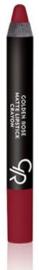 Matte Lipstick Crayon #4