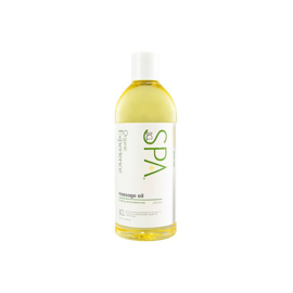Massage Oil Lemongrass Green Tea