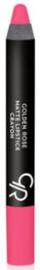 Matte Lipstick Crayon #17