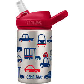 CamelBak Eddy+ Kids 400 ml Cars & Trucks - RVS