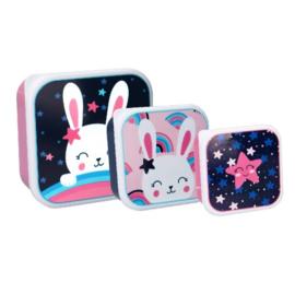 Prêt Snackboxen Bunny's