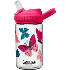 CamelBak Eddy+ Kids 400 ml Colorblock Butterflies