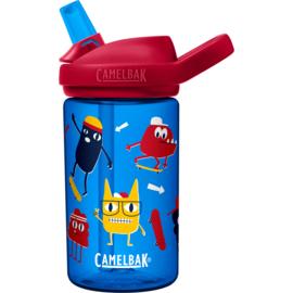 CamelBak Eddy+ Kids 400 ml Skate Monsters