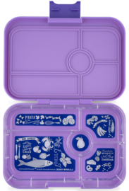 Yumbox Tapas XL 5 vakken Dreamy Purple