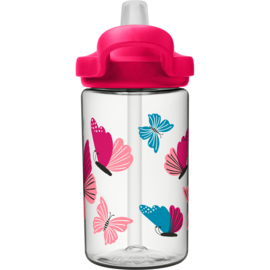 CamelBak Eddy+ Kids 400 ml Colorblock Butterflies