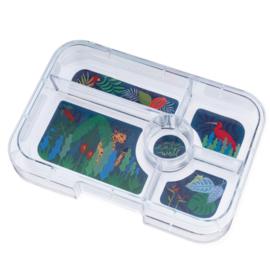 Yumbox Tapas XL Tray 5 vakken Jungle