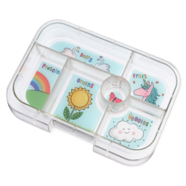 Yumbox Original Tray Unicorn
