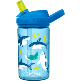 CamelBak Eddy+ Kids 400 ml Sharks and Rays