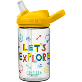 CamelBak Eddy+ Kids 400 ml Let's Explore