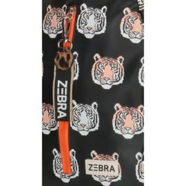 ZEBRA Rugzak Tiger Black