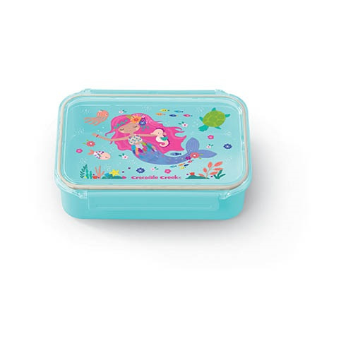 Crocodile Creek Bento Lunchtrommel Mermaid