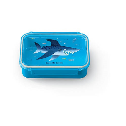 Crocodile Creek Bento Lunchtrommel Shark