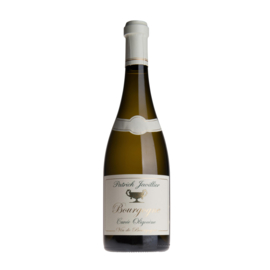 Patrick Javillier Cuvée Oligocene Bourgogne blanc
