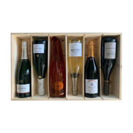 What's In The Box   Le Box Blanc de Blancs