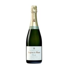 S.A. Legras & Haas Blanc de Blancs Grand Cru Champagne
