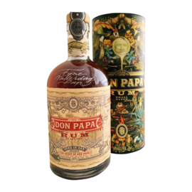 Don Papa Rum gepersonaliseerde fles