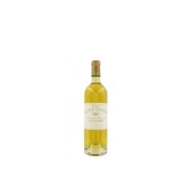 2014 Château Rieussec, 1er Gran Cru Classe 0,375 | 1 losse fles