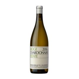 Ridge Estate Chardonnay Montebello Vineyards Santa Cruz Mountains