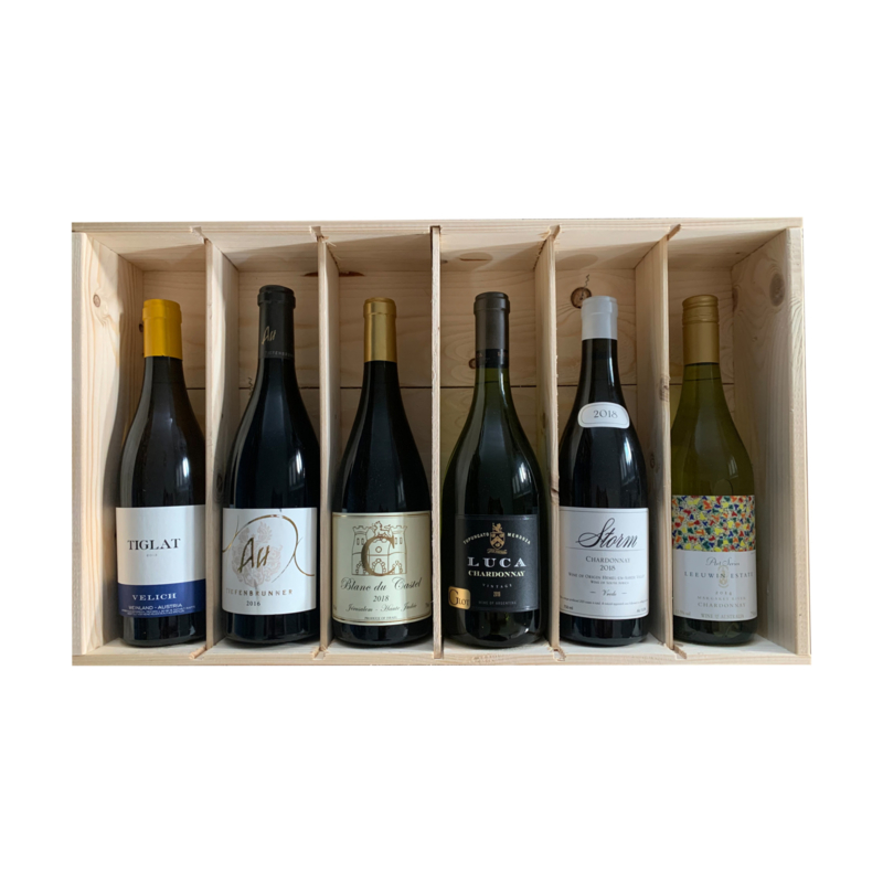 What's In The Box | Dare To Chardonnay
