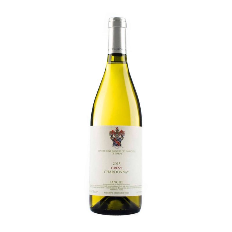 Tenute Cisa Asinari di Marchesi de Gresy | Gresy Chardonnay