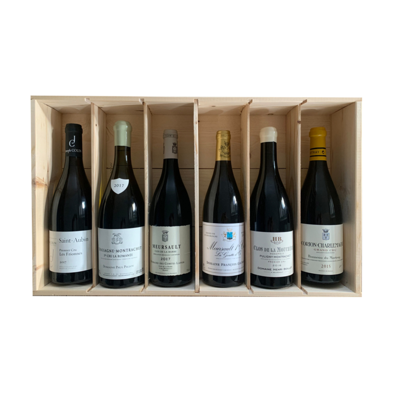 What's In The Box | Burgundy's Finest