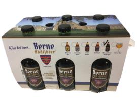 Abt-generaal Quadrupel 6-pack: 6 flesjes a 33cl (zonder het drinkglas)