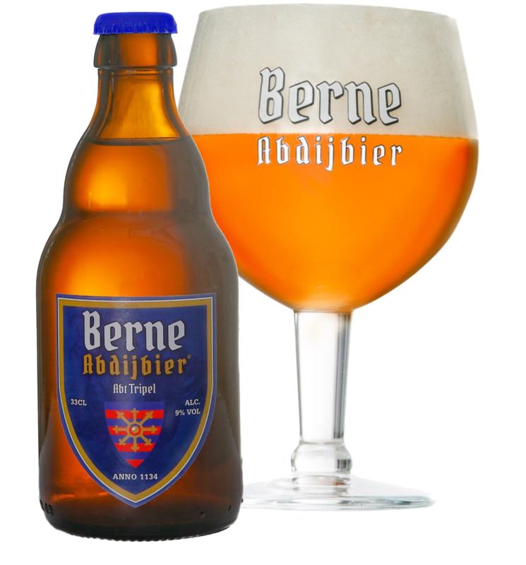Abt Tripel 6-pack: 6 flesjes a 33cl (zonder het drinkglas)