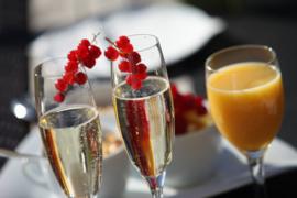 Luxe Langeveldemolen-ontbijt met bubbels (2 personen)