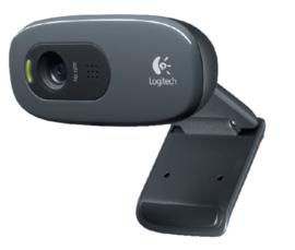 Webcam Logitech USB 720p HD