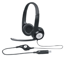 Headset Logitech USB