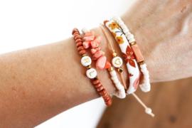 Armbanden set SPRING colours - V