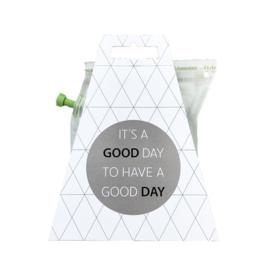 Tea brewer - IT'S A GOOD DAY