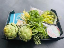 "NEW !! BLENDBROTHERS VEGGIE & SALAD BOX ""4th Edition""  + recepten!"