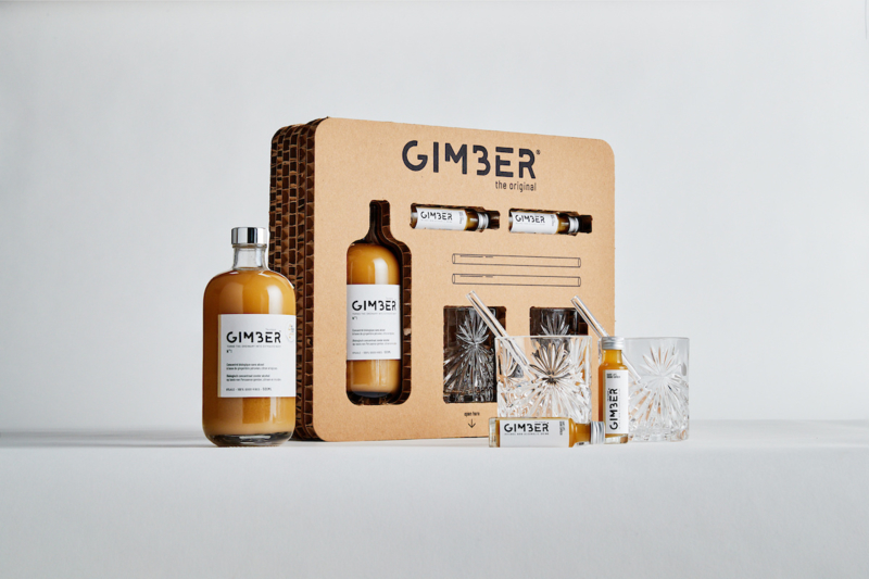 GIMBER GIFT PACK