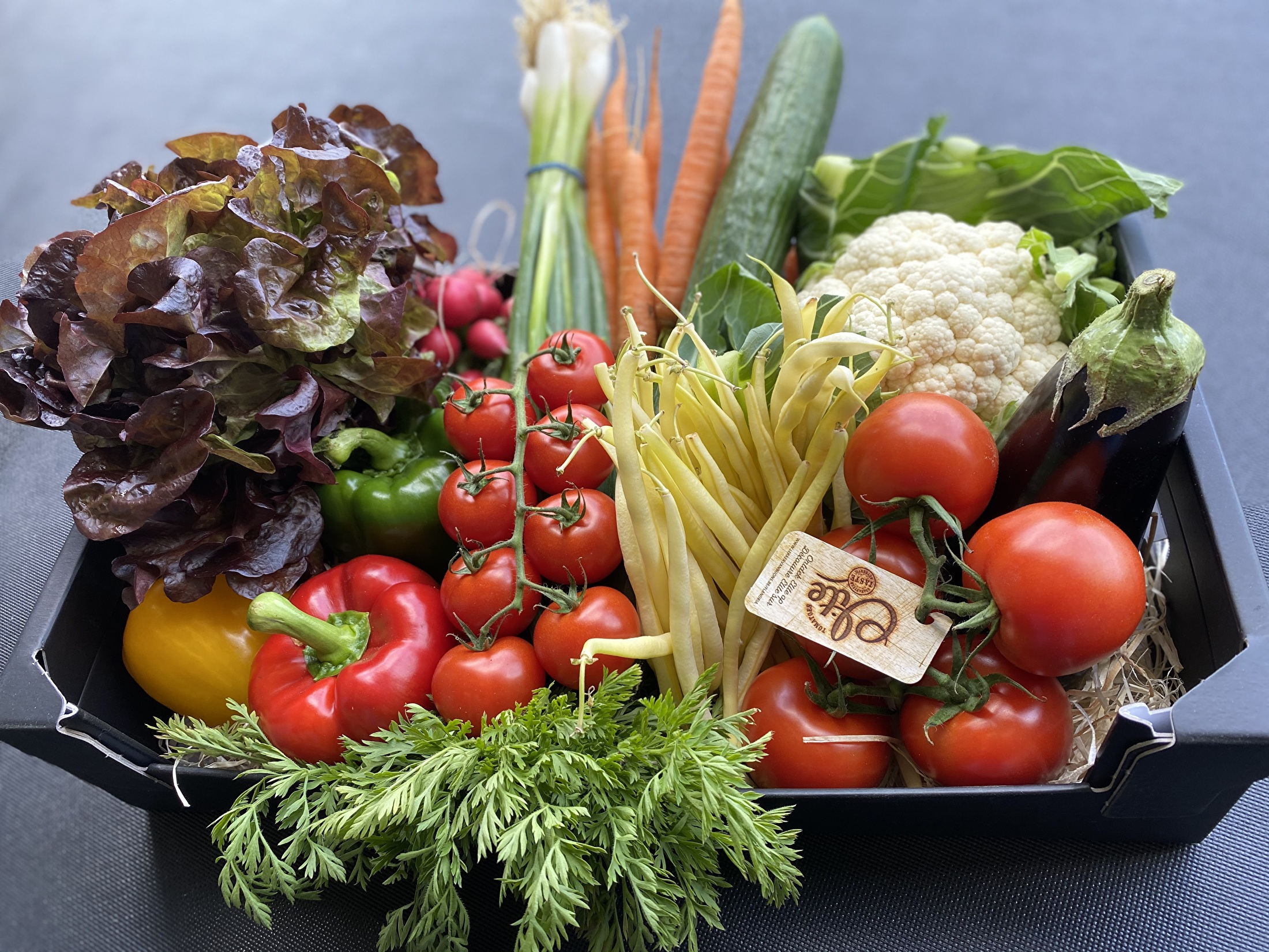 Belgische groentenbox