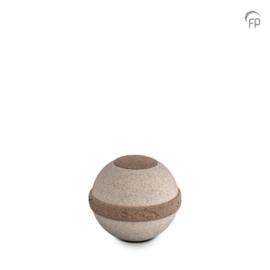 BU 304 S Biologische urn medium Cuarzo