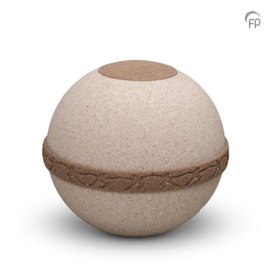 Biologische urn Cuarzo