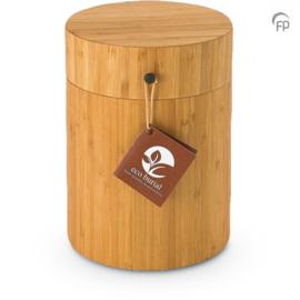 Biologische urn Bambo Eco Burial