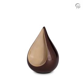 FPU 101 S Metaal mini urn Teardrop