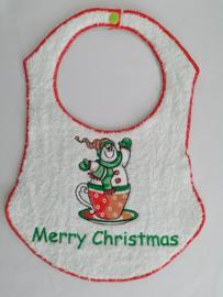 Merry Christmas slabbetje