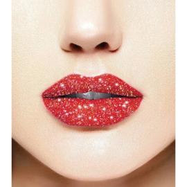 Glitterlips Ruby Slippers