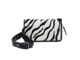 Elvy Crossbody Zebra