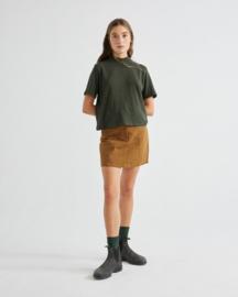 Thinking Mu Green Hemp Aidin T-Shirt