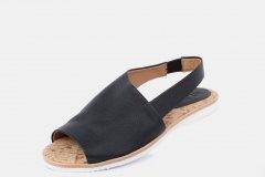 Rollie Soft Slide Flat Black