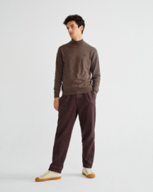 Thinking Mu Brown Martin Sweater