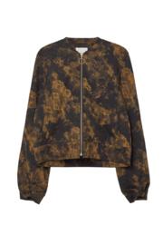 SKFK KLoe jacket zwart/goudkleur