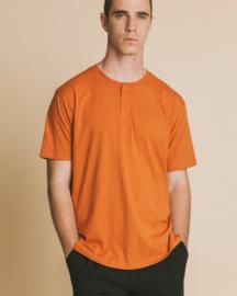 Thinking Mu T-Shirt Brad Terracotta