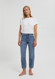 Armed Angels Detox Denim Fjella Cropped