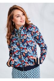 4fF jacket Where love lives blauw